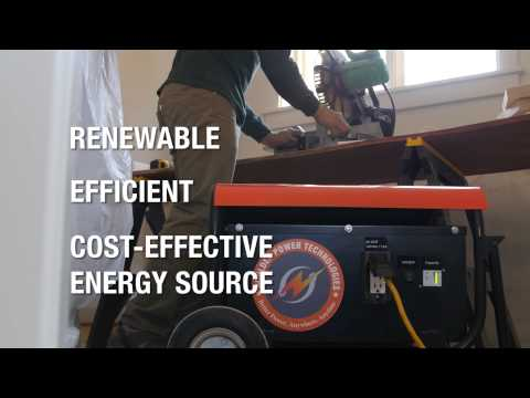 The Silent, Odorless Alternative to Messy Gas Generators