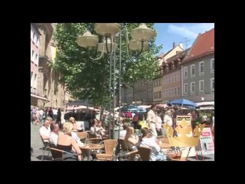 Pt. 2 of 4, AmaWateways River Cruise from Miltenberg to Nuremberg on Rhine River Going to Budapest