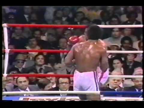 Sugar Ray Leonard vs Roberto Duran I