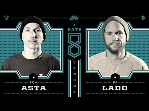 PJ Ladd Vs Tom Asta - BATB8: Round 3