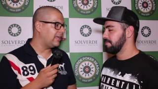 João Manana Lidera Dia 2 do Main Event Etapa #11 Solverde Poker Season 2016