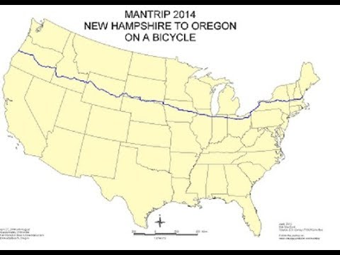 ManTrip 2014: Discovering America and Americans at 10 mph