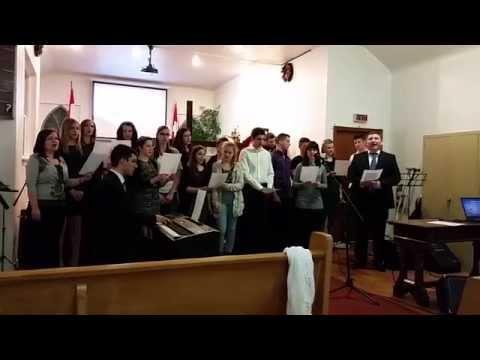 Torontói Magyar Baptista Gyülekezet - Nagypénteki szolgálatok - 2015/4/3 - Part 1