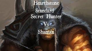 Secret Hunter vs Shaman