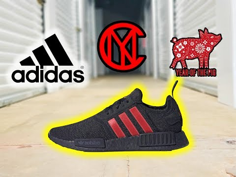 "Adidas NMD R1 ""Chinese New Year"" *REVIEW* 