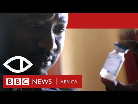 Stealing from the Sick - Full documentary - BBC Africa Eye