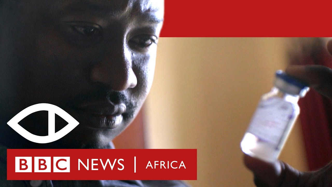 Download Stealing from the Sick - BBC Africa Eye documentary