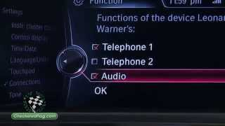 BMW Tip: How to Play Music Through Bluetooth in Your BMW from Checkered Flag BMW