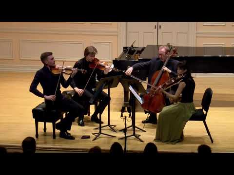 Musicians from Marlboro Concert - March 2017 at the Library of Congress