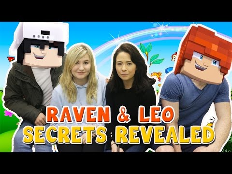 Kelly & Carly Vlogs : THE RAVEN AND LEO REVEAL!!