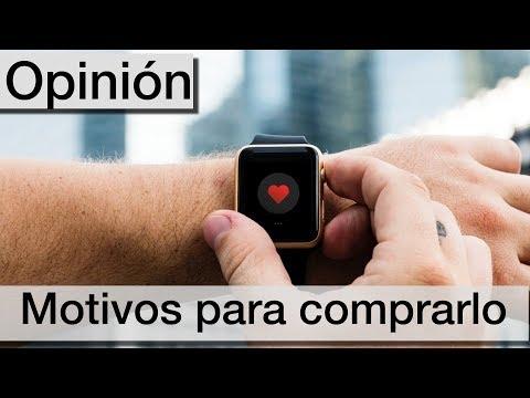 Por qué necesitas un Apple Watch | Motivos para comprarlo