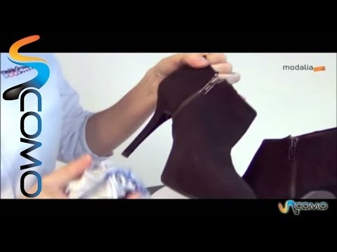 a11d2d06 Consejos para limpiar zapatos de Ante - YouTube
