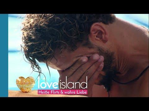 Tränen am Pool: Die Islander bekommen Flaschenpost von Zuhause |Love Island - Staffel 2