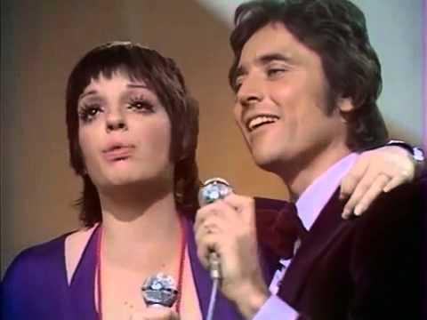 Liza Minnelli on the Sacha Distel  1971
