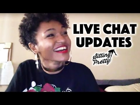 LIVE CHAT WHEELCHAIR IS BROKEN / UBER ASSIST UPDATES || Sitting Pretty