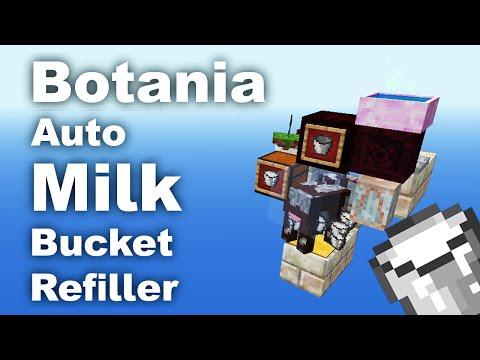 botania-|-automatic-milk-farm-|-milk-bucket-refill-|-tutorial