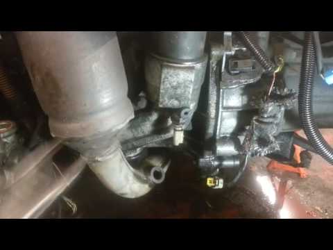 How to Change Replace Oil Pressure Sensor Peugeot 206 – Amateur Repairs