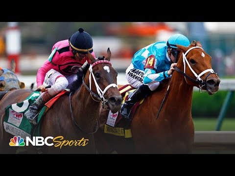 2018 Kentucky Oaks I FULL RACE I NBC Sports