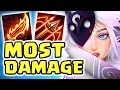 100,000+ MOST DAMAGE EVER   PLAYING VS HACKER   NEW KINDRED JUNGLE IS COMPLETELY BROKEN - Nightblue3