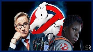 Paul Feig Supports Leslie Jones' Reaction to New Ghostbusters Reboot