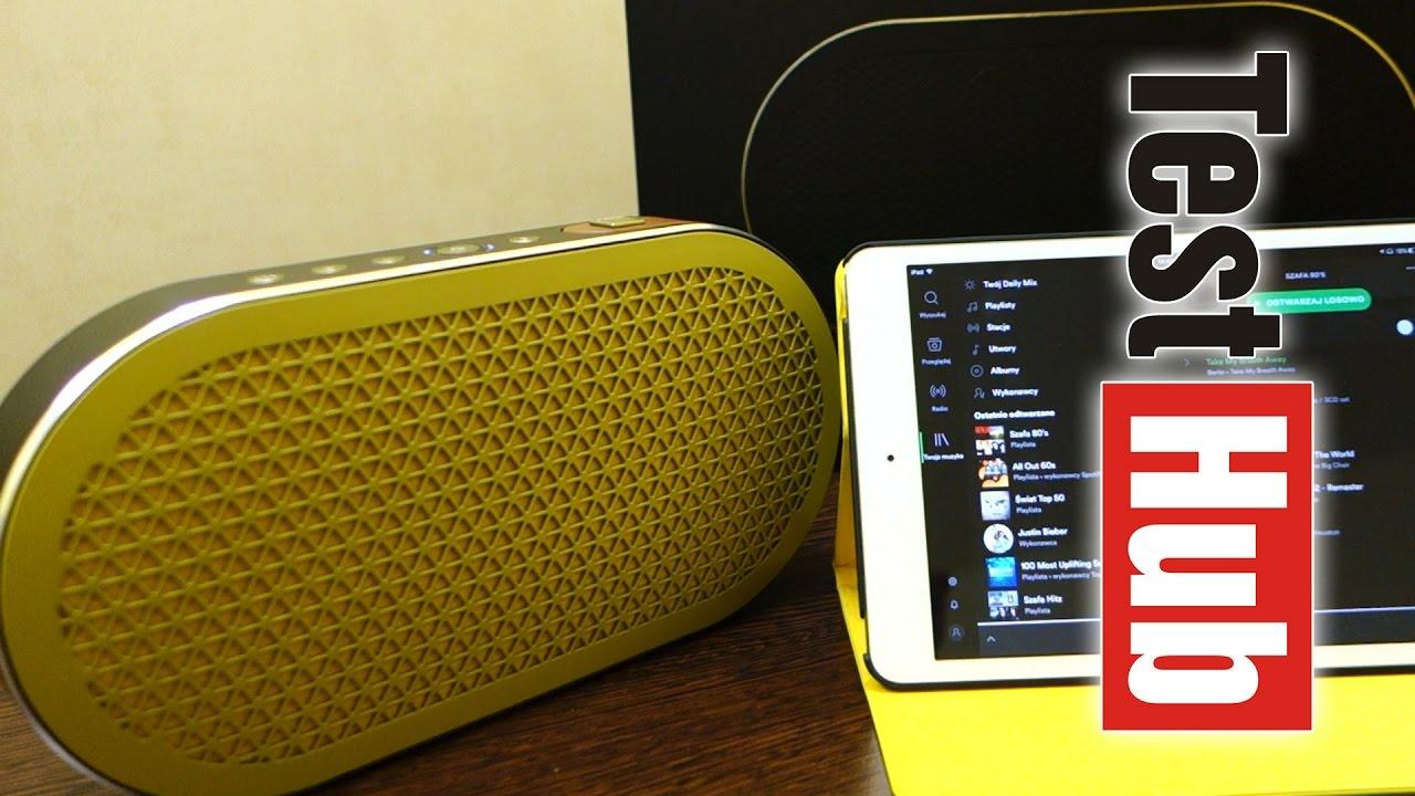 DALI KATCH Bluetooth Speaker - Test - Review - Recenzja - Prezentacja -  YouTube e3de4101a9caf