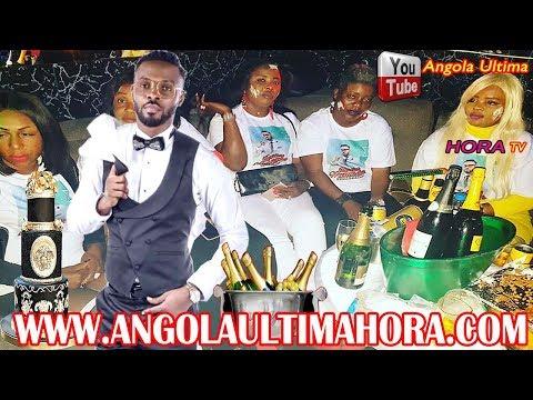 ANGOLA : INTEGRALITÉ ELEKAKI BOYE PONA BATU YA TEMBE ANNIVERSAIRE YA WATA GOGANE