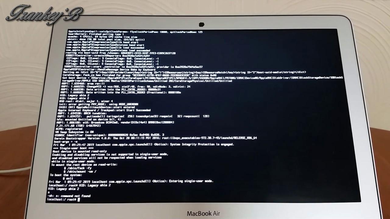 Create New Admin Account Mac Hack