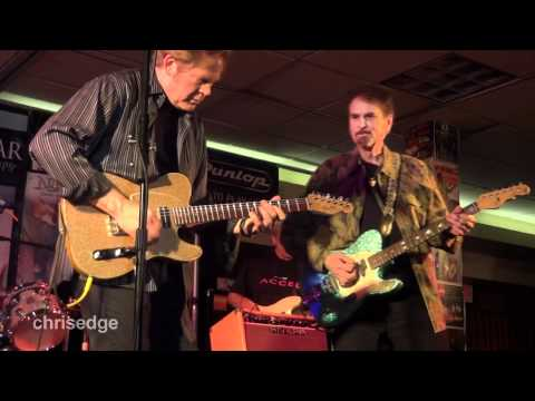 HD - 2012 Guitar Geek Festival - The Hellecasters Live! - Back On The Terra Firma - 2012-01-21