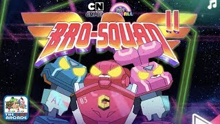 The Amazing World of Gumball: Bro-Squad 2 - Bro-Squad Mecha Assemble (Cartoon Network Games)
