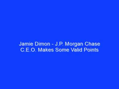 Jamie Dimon - JP Morgan C.E.O.'s Second Quarter 2017 Earnings Conference Call