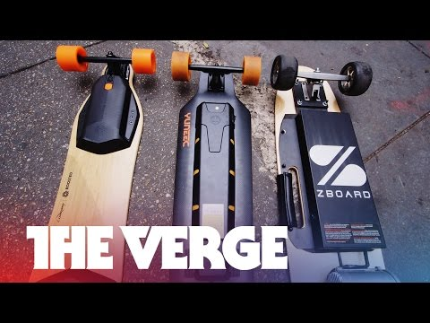 Electric skateboards: The future of rideables - Top Shelf