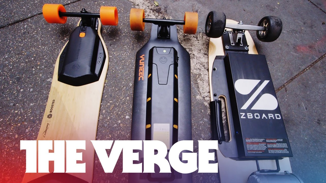 Electric skateboards: The future of rideables  Top Shelf  YouTube