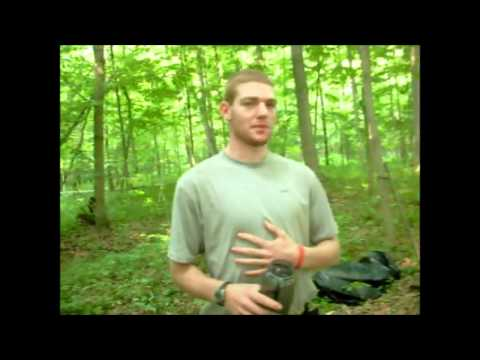 Forest Ohio Wilderness Survival
