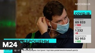 Контролеры и сотрудники полиции следят за соблюдением масочного режима в метро - Москва 24