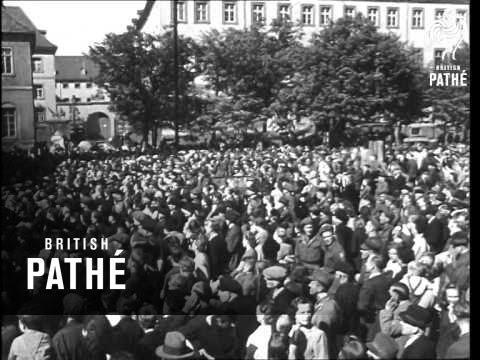 German People Have Surrendered (1945)