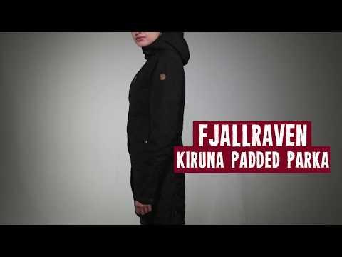 fdabd265 Fjallraven Women's Kiruna Padded Parka 2017 Review - YouTube