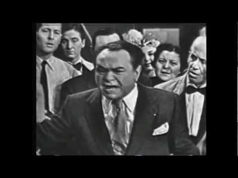 """The Martha Raye Show"" television series excerpt, starring Sid Raymond"