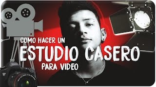 Video COMO HACER UN ESTUDIO DE CASERO? COMO HACER UN VIDEOCLIP/MUSICAL 2017 download MP3, 3GP, MP4, WEBM, AVI, FLV September 2017