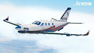 X-Plane 11 - Hot Start TBM 900