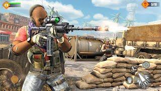 Anti Terrorist Squad Shooting (ATSS) Android Gameplay screenshot 3