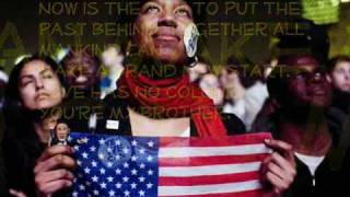 "RULA BROWN & FELICIA - ""Love Has No Colour"" & Speech from Obama & Dr. Martin Luther King."