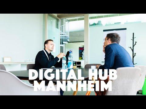 X-Linker 2019 - Digital Hub Mannheim Ludwigshafen | Malix
