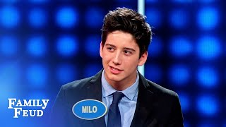 Ever wished you could DIVORCE this person? | Celebrity Family Feud