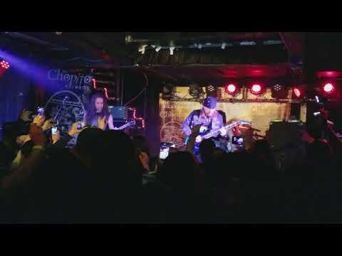 Saratoga - tras las rejas - chicago 1-27-2018