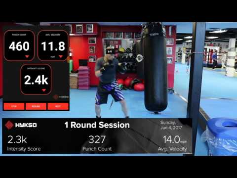 Training for Hand Speed and Punching Power