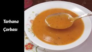 Tarhana Çorbası Nasıl Pişirilir? - Naciye Kesici - Yemek Tarifleri