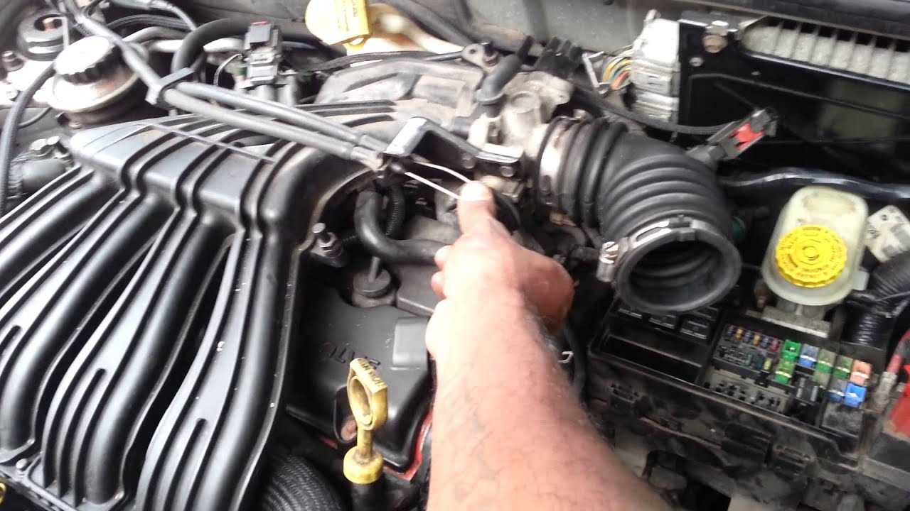 2002 chrysler pt cruiser low power problem issue