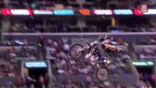 X Games Los Angeles 2012 Top and Crash, fails