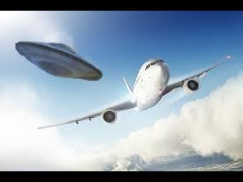 Passenger Airliner & F-15s Involved In Bizarre Encounter With UFO