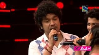 Papon and Debanjana Karmarkar